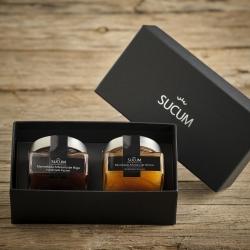 Caja N. 1: Caja regalo de productos SUCUM